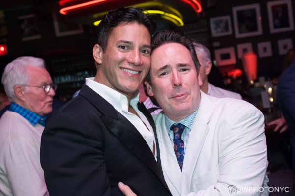 Nicholas Rodriguez and Matt Lenz