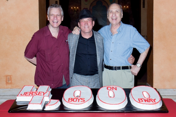 Rick Elice, Des McAnuff, Marshall Brickman Photo