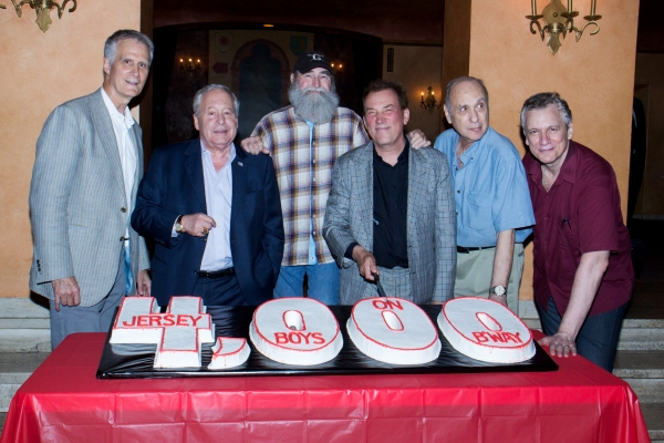 Edward Strong, Joseph J. Grano, Jr., Michael David, Des McAnuff, Marshall Brickman, R Photo