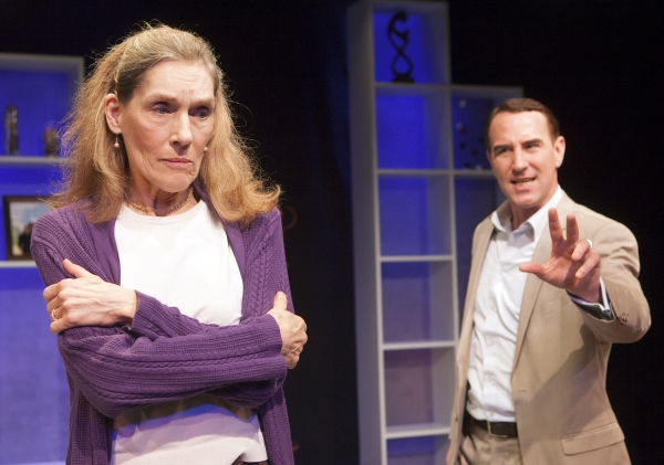 Photo Flash: New Shots from UNCANNY VALLEY at Capital stage