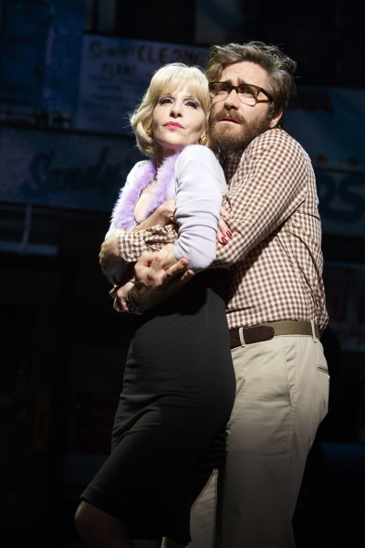 Photo Flash: Suppertime! First Look at Jake Gyllenhaal, Ellen Greene and More in Encores! Off-Center's LITTLE SHOP OF HORRORS