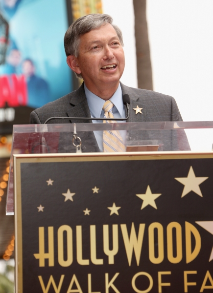 President and CEO of Hollywood Chamber of Commerce, Leron Gubler