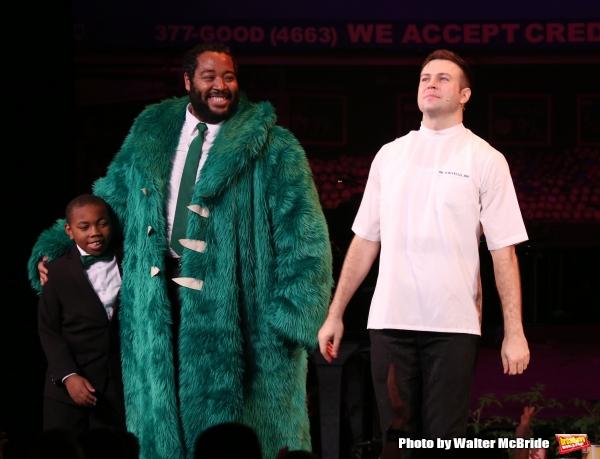 Photo Coverage: Jake Gyllenhaal, Ellen Greene, Taran Killam & More Take Opening Night Bows for Encores! LITTLE SHOP OF HORRORS!