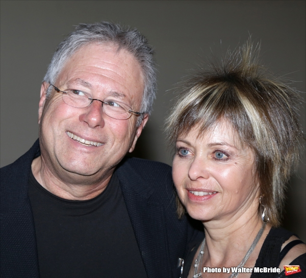 Alan Menken and Janis Menken