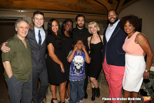 Joe Grifasi, Taran Killam, Tracy Nicole Chapman, Ramona Keller, Jake Gyllenhaal, Anwar Kareem, Ellen Green, Eddie Cooper and Marva Hicks