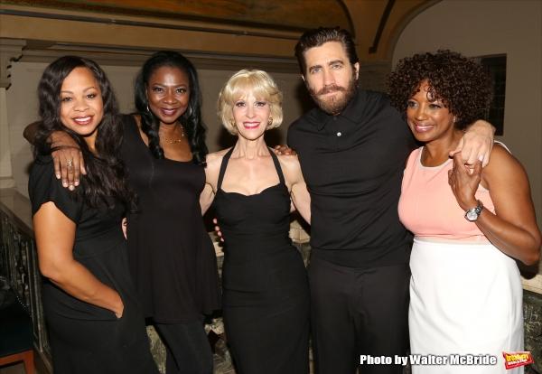 Marva Hicks, and Ramona Keller, Ellen Greene, Jake Gyllenhaal and Tracy Nicole Chapman