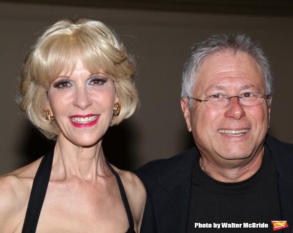 Photo Coverage: Encores! LITTLE SHOP OF HORRORS Company Celebrates Opening Night