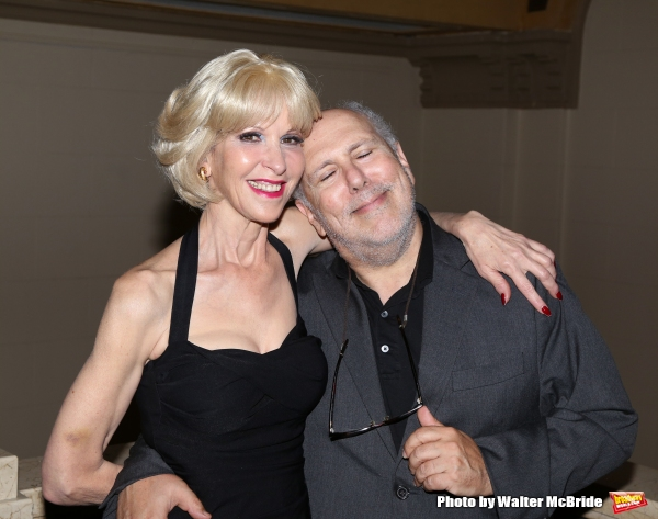 Ellen Greene and Lee Wilkof