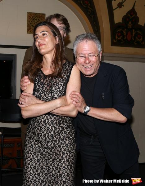 Jeanine Tesori , Dick Scanlan and Alan Menken