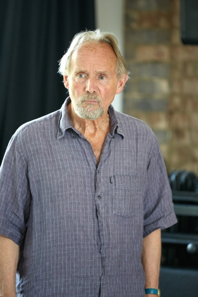 Photo Flash: In Rehearsal with the Cast of THE GATHERED LEAVES at Park Theatre