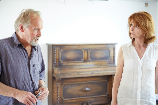 Tom Hanson, Jane Asher Photo