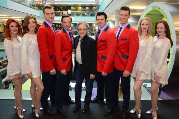 Frankie Valli with UK Touring Cast of Jersey Boys