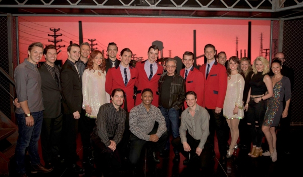Frankie Valli & West End Cast of Jersey Boys
