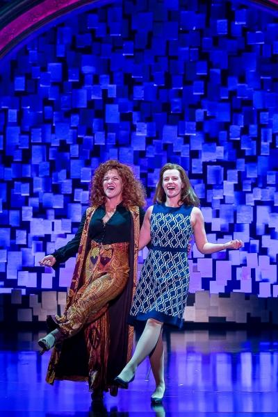 Shoshana Bean (Cee Cee Bloom) and Whitney Bashor (Bertie White)