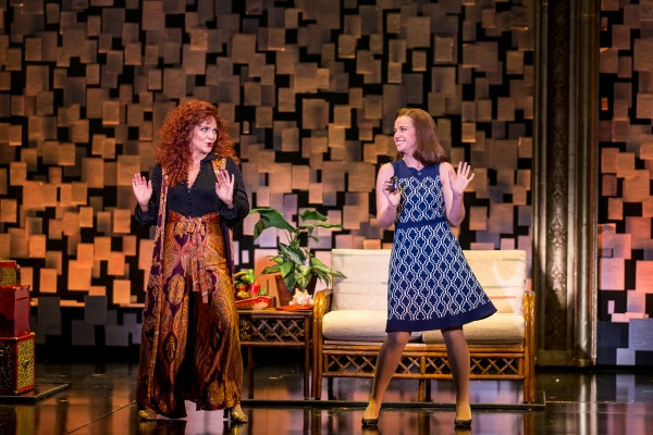 Shoshana Bean (Cee Cee Bloom) and Whitney Bashor (Bertie White)