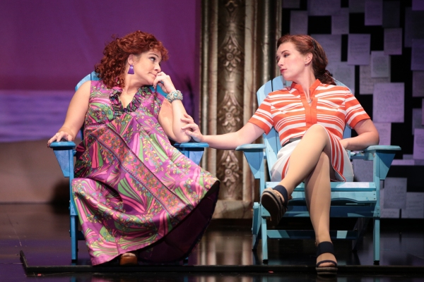 Photo Flash: First Look at Shoshana Bean and Whitney Bashor in Broadway-Bound BEACHES