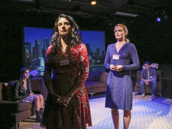 Photo Flash: First Look at Horizon Theatre Rep's ARABERLIN, Beginning Tonight at 4th Street Theatre