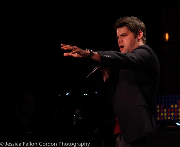 Exclusive Photo Coverage: Jeremy Jordan Makes Triumphant Return to 54 Below!