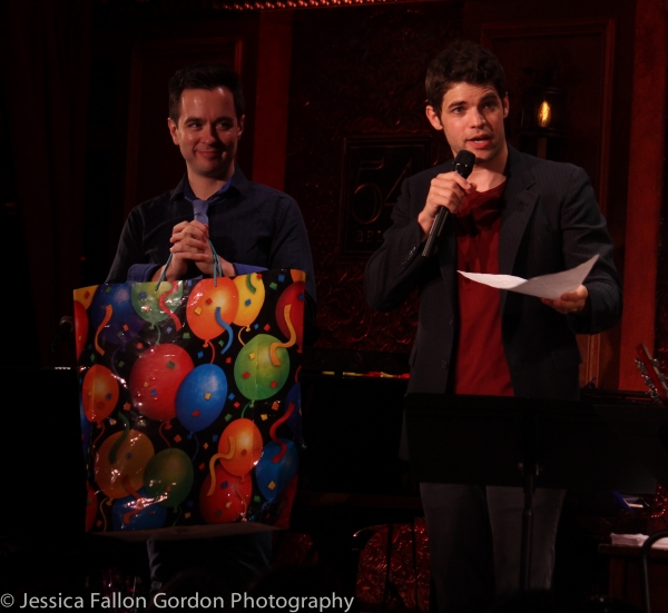 Ben Rauhala and Jeremy Jordan