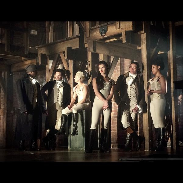 Photo Flash Go Behind The Scenes With Hamilton Tech