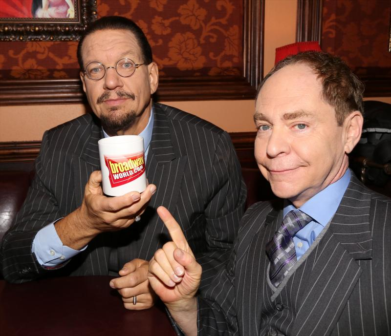 WAKE UP with BWW 7/10/2015 - PENN & TELLER Opens Sunday and More!