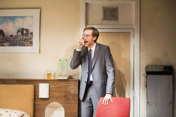 Stephen Merchant as Ted