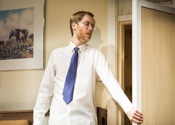 Stephen Merchant as Ted Photo