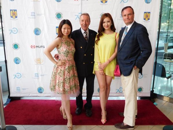 Karen Tang, John Wegorzewski, Jiayi Yuan and Gerard McKeon