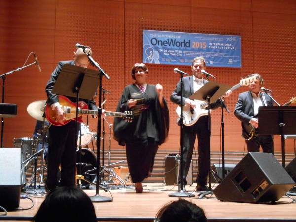 Photos: The Rhythms of One World 2015 Choral Festival Comes to a Close at Alice Tully Hall