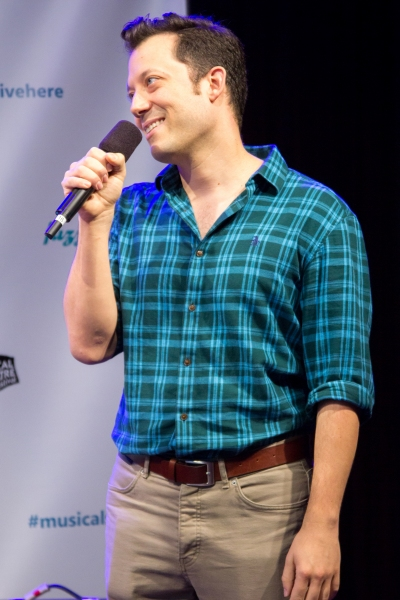 BWW Interview: John Tartaglia Dishes on His Super, New Role as Director of NYMF's CLAUDIO QUEST!