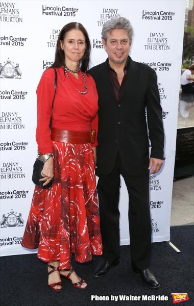 Julie Taymor and Elliot Goldenthal