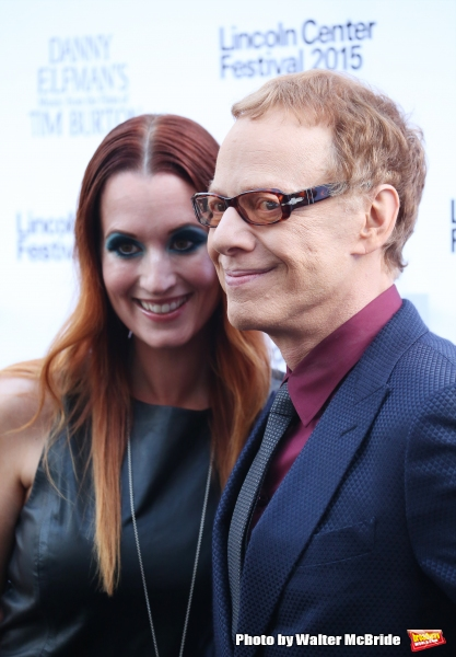 Ingrid Michaelson and Danny Elfman