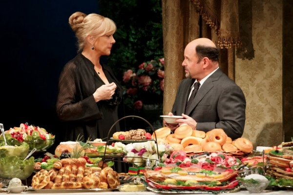 Glenne Headly and Jason Alexander