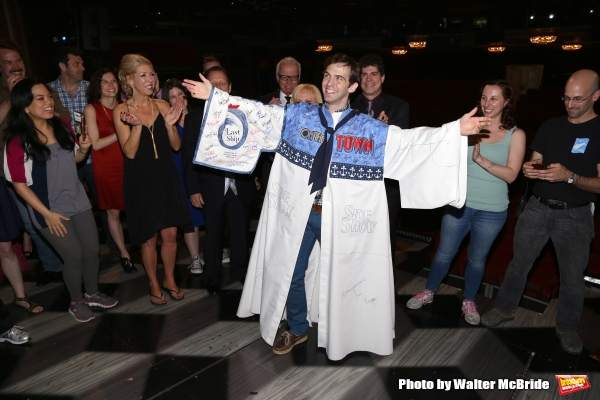 BWW Exclusive: The Tradition Continues- Checking In with the Recipients of Last Season's Gypsy Robes!