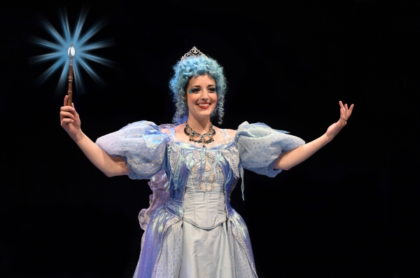 Dara Cameron stars as the Blue Fairy