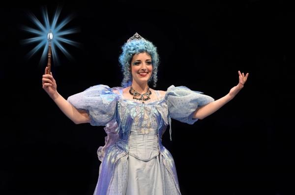 Dara Cameron stars as the Blue Fairy Photo