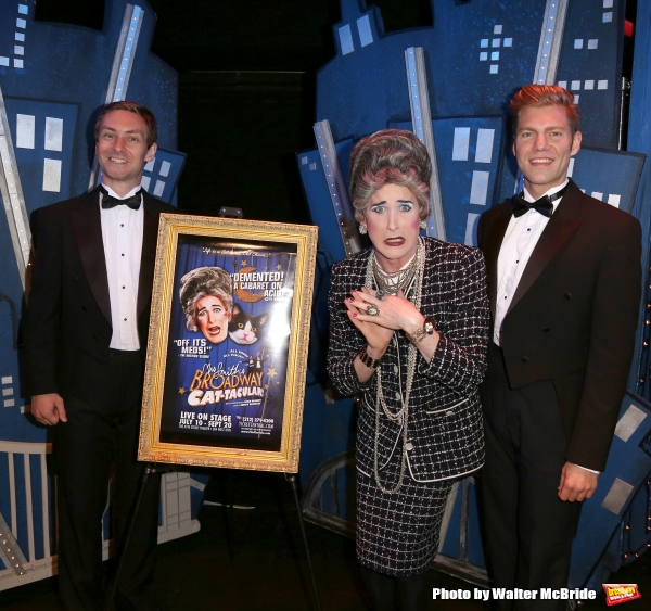 Photo Coverage: Mrs. SMITH'S BROADWAY CAT-TACULAR Meets the Press!