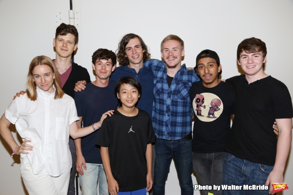 Emily Cass McDonnell, Peter Mark Kendall, Paul Iacono, Zane Pais, Bradley Fong, Sea M Photo