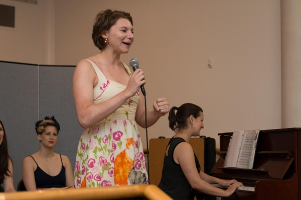 Photo Flash: Sing For Your Seniors & BC/EFA Partner to Donate Piano to Encore Community Services Center