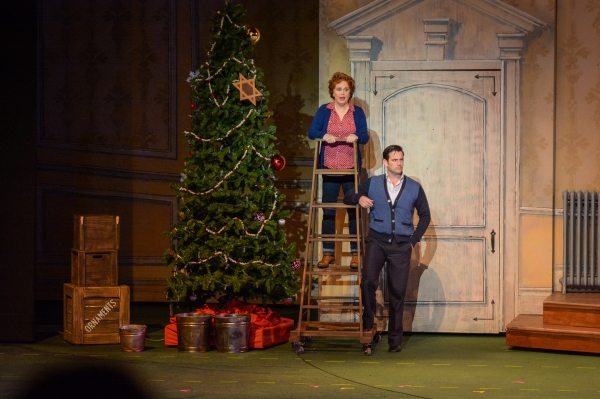 Photos: First Look at Patti Murin, Colin Donnell, Nancy Opel & More in HOLIDAY INN at The Muny