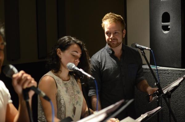 Kate Steinberg, Joshua Hinck