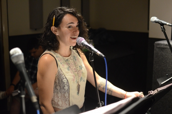 Photo Flash Exclusive: Inside the Sitzprobe for Joel B. New's NYMF Concert TO HELL AND BACK