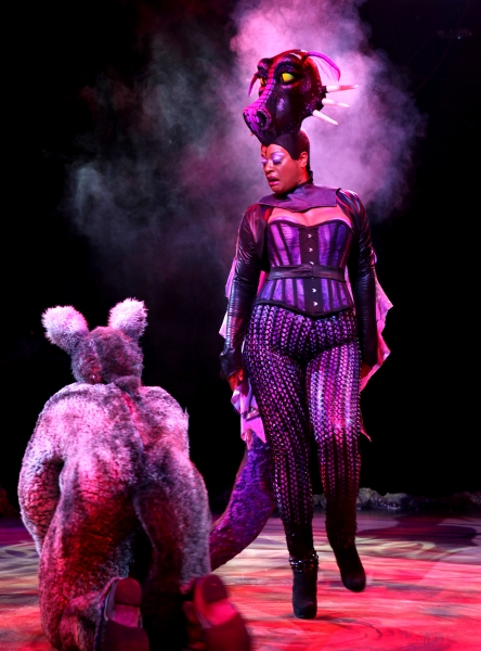 Photo Flash: First Look at Lukas Poost, Lauren Wiley and More in NSMT's SHREK THE MUSICAL