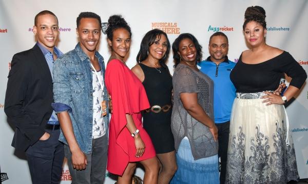 Tyler Hardwick, Anthony Chatmon II, Darilyn Castillo, Cheryl Freeman, Virginia Ann Wo Photo