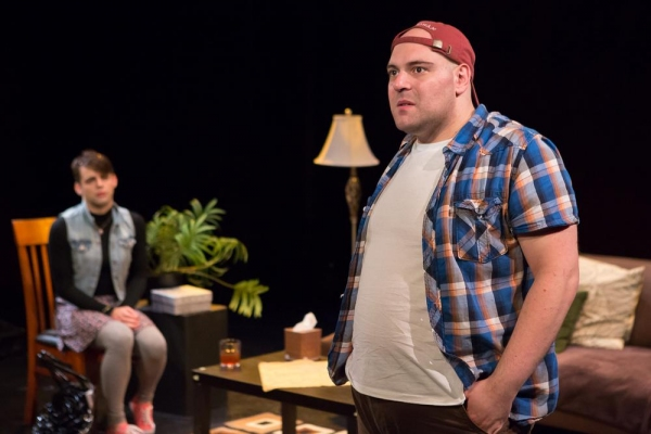 Photo Flash: First Look at LOSING TOM PECINKA at 2015 Ice Factory Festival