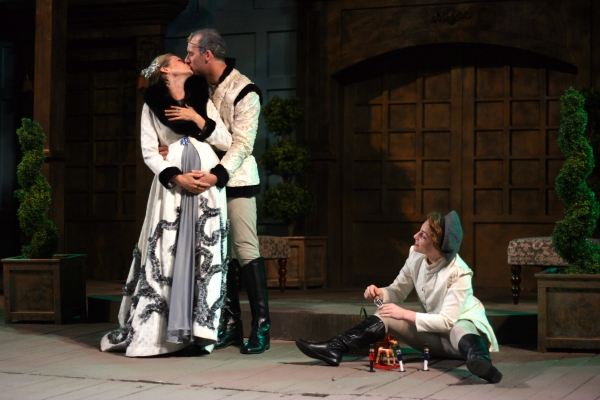 Photo Flash: First Look at First Folio Theatre's THE WINTER'S TALE