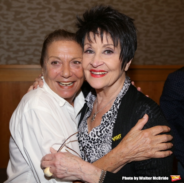 Graciela Daniele and Chita Rivera