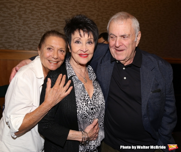 Graciela Daniele, Chita Rivera and John Kander