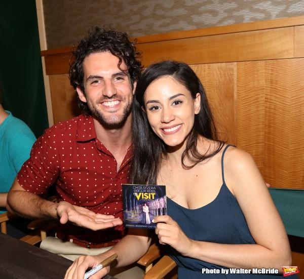 John Riddle and Michelle Veintimilla