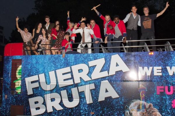 Photo Coverage: FUERZA BRUTA Celebrates 10th Global Anniversary!
